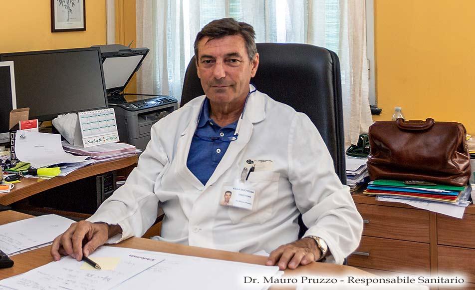 Dr. Mauro Pruzzo - Responsabile Sanitario Centro Diurno Anziani