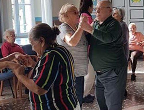 Musica al Centro Diurno Anziani Insieme