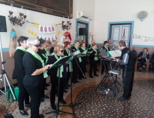 Concerto natalizio del Coro del Castello Raggio di Cornigliano