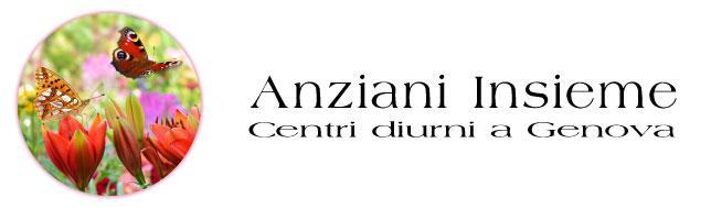 Anziani Insieme – Genova Logo