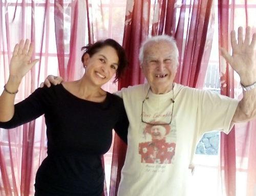 La Terapia della risata al Centro Diurno Don Guanella di Albaro