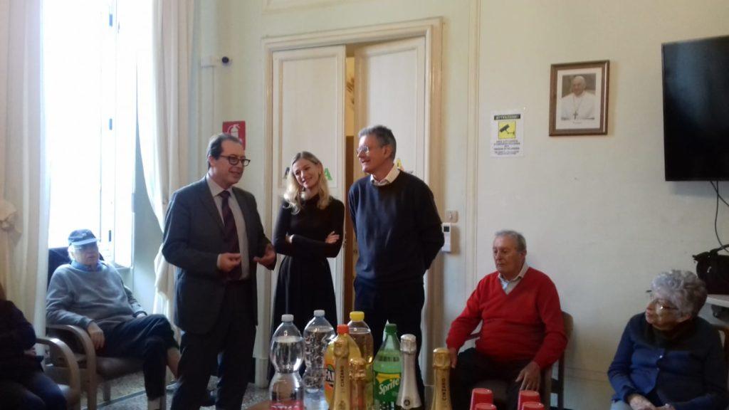 Sportello SOS anziani Genova Don Guanella